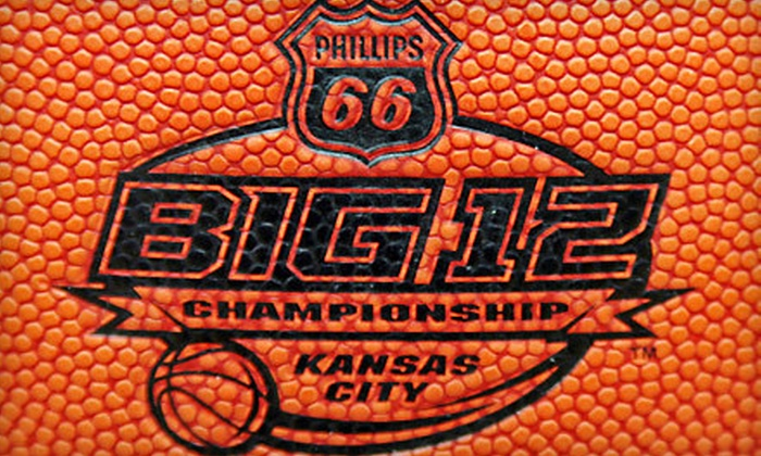 2012 Phillips 66 Big 12 Women's Basketball Championship - The Downtown Loop: Nine-Game Ticket Package to the 2012 Phillips 66 Big 12 Women's Basketball Championship at Municipal Auditorium (Up to $76.75 Value)