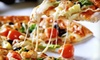Kate and Ally's NY Pizzeria - Washington Park: Pizza and Drinks on Friday or Saturday or Tuesday–Thursday at Kate and Ally's NY Pizzeria