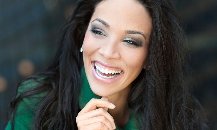 Dental Package at Dental Professionals of Virginia and Maryland and Neibauer Dental Care (Up to 90% Off)