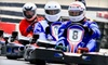 CalSpeed Karting - Fontana: $95 for Three Sport-Kart Lapping Sessions with Basic Instruction at CalSpeed Karting in Fontana ($195 Value)