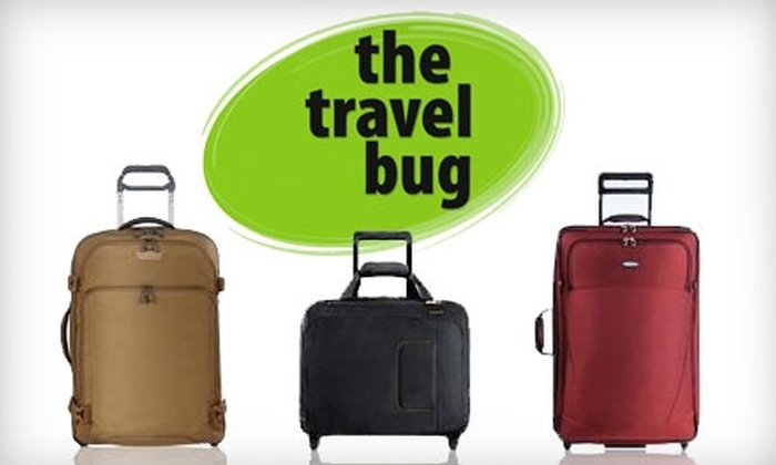 The Travel Bug - Multiple Locations: $10 for $20 Worth of Travel Merchandise at The Travel Bug