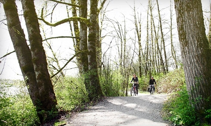 Fort Langley Cyclery - Fort Langley: $35 for Two Adult Full-Day Bike Rentals from Fort Langley Cyclery ($70 Value)
