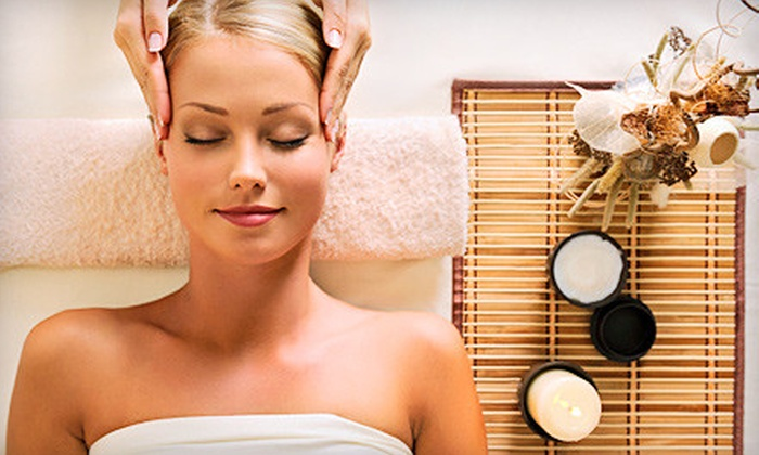 A Healing Stone Therapeutic Massage Center - Multiple Locations: Swedish or Deep-Tissue Massage with Aromatherapy at A Healing Stone Therapeutic Massage Center (Up to 52% Off)