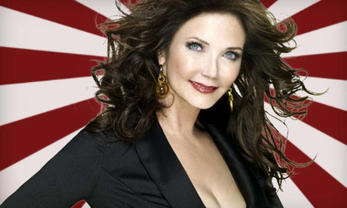 Lynda Carter with the Cal-Am Properties Concert Series - Mesa: $27 for Outing to See Lynda Carter at Towerpoint Resort in Mesa on February 28 at 4 p.m. or 7:30 p.m. ($55 Value)