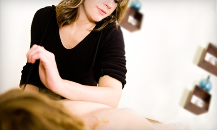 Urban Healing Arts Studio - Seattle: $40 for a 60-Minute Therapeutic Massage at Urban Healing Arts Studio ($89 Value)