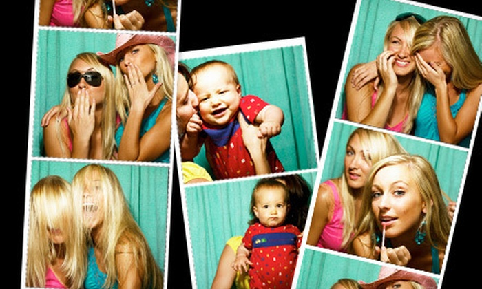Mojo Sacramento Photo Booths - North Sacramento: Three- or Four-Hour Photo-Booth Rental from Mojo Sacramento Photo Booths (Up to 70% Off)