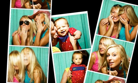 3-Hour Photo-Booth Rental, Valid Mon.-Thurs. (a $995 value) - Mojo Sacramento Photo Booths in