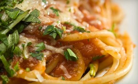 $20 Groupon for Lunch - Tutto Italiano Ristorante in Chicago