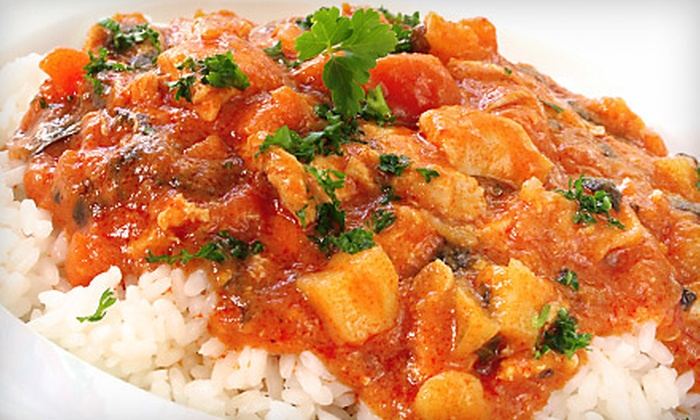 Mint Indian Cuisine - Downtown Chapel Hill: $20 for $40 Worth of Indian Fare at Mint Indian Cuisine in Chapel Hill