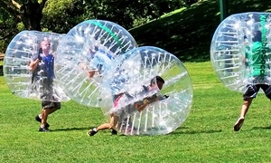 Bubble Soccer Orange County: Game of Bubble Soccer for Up to Four, Eight, or 16 from Bubble Soccer Orange County (Up to 53% Off)