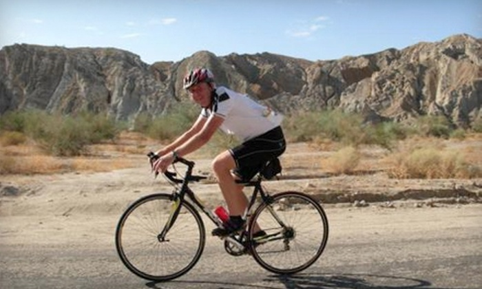 PS Bike Tours - Inland Empire: $39 for a Bike Tour in Coachella Valley from PS Bike Tours (Up to $80 Value)