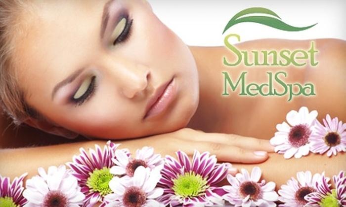 Sunset MedSpa - Five Oaks: $44 for Microdermabrasion at Sunset MedSpa in Beaverton