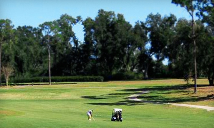 Cypress Lakes Golf Club - North Northwest Pensacola: $39 for a Round of Golf with Cart for Two at Cypress Lakes Golf Club in Cantonment (Up to $79.90 Value)