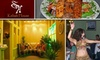 S & H Kebab House - Bella Vista/ Southwark: $10 for $25 Worth of Mediterranean Fare and Drinks at S & H Kebab House