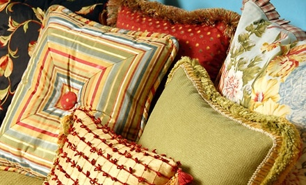$60 Groupon to Karen's Decorative Fabrics - Karen's Decorative Fabrics in Alpharetta