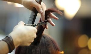 S Skin Beauty: Shampoing, coupe, brushing avec différents soins en options ou une coloration des racines dès 17,50€