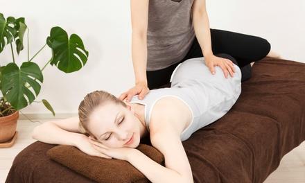 1x oder 2x dynamische Wirbelsäulentherapie nach Popp bei Heilpraktikerin Aylin Civelek (bis zu 69% sparen*)