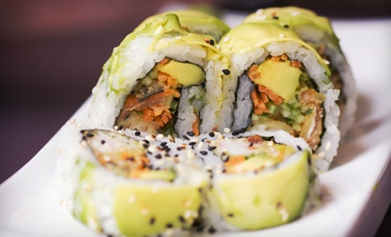 $20 Groupon to Hello Sushi Bar and Thai Cuisine - Hello Sushi Bar and Thai Cuisine in Chicago