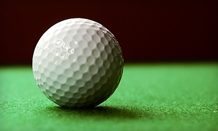 Golf Town Academy - C.N. Industrial: $89 for Three Golf Lessons from Veracity 6 Golf at Golf Town Academy ($179 Value)