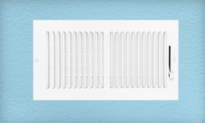 Deep Breath Air Duct Clean - Land Park: Home-Ventilation Package with or without Dryer-Vent Inspection from Deep Breath Air Duct Clean (87% Off)