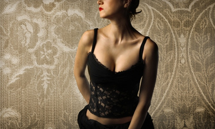 Kiss to Tease: Lingerie, Bikinis, Dresses, and Costumes from Kiss to Tease (Half Off). Two Options Available.