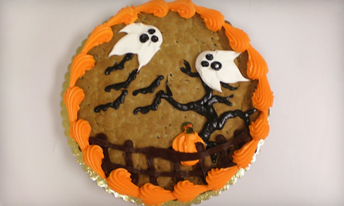 Scott's Pastry Shoppe - Meadows: $12 for Jumbo 12-Inch Cookie at Scott's Pastry Shoppe in Middleton ($25 Value)