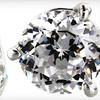 Tacori IV Sterling-Silver Earrings