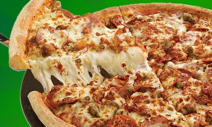 Papa John's Pizza - Multiple Locations: $10 for $20 Worth of Pizza, Breadsticks, and More at Papa John's Pizza