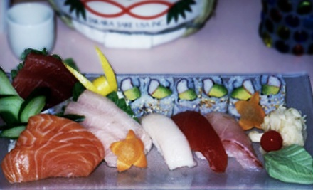 $35 Groupon to Plum Tree Japanese Restaurant for Dinner - Plum Tree Japanese Restaurant in New Canaan