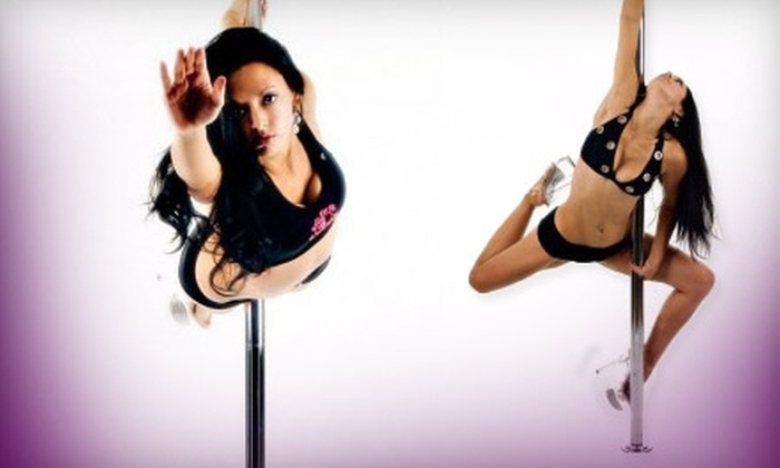 Pole for the Mind, Body and Soul - Vernon: $15 for a Private, 30-Minute Pole-Dancing Lesson ($30 Value) or $150 for a Three-Hour Dance Party for Up to 10 People ($300) at Pole for the Mind, Body and Soul in Hebron