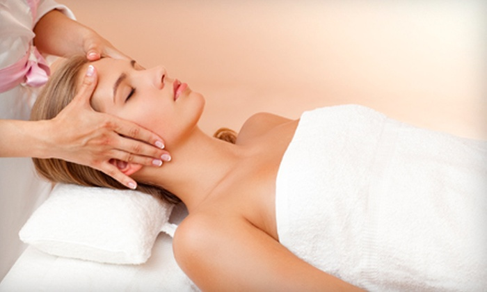 The Nail Place - West Seneca: Body Polish, Body Wrap, Facial, or Cream Peel at The Nail Place in West Seneca (Up to 51% Off)