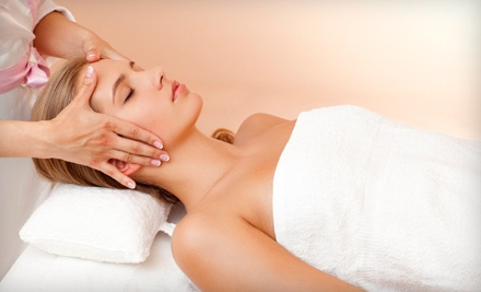 Body-Polish Treatment (a $40 value) - The Nail Place in West Seneca