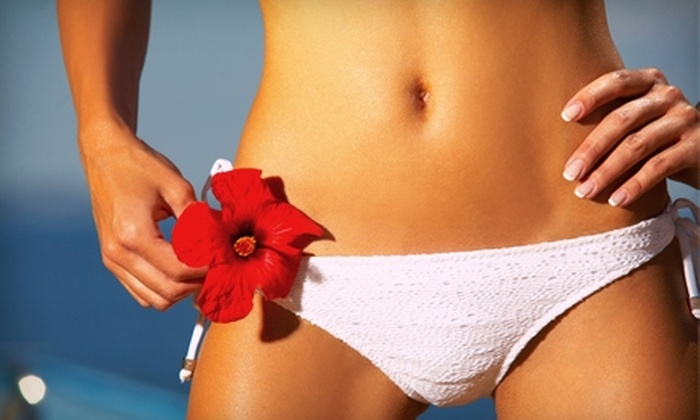 Lesley Aluffi at Vain Salon - Reno: $25 for a Brazilian Wax and Vajazzling ($60 Value) or $32 for a European Facial ($65 Value) from Lesley Aluffi at Vain Salon