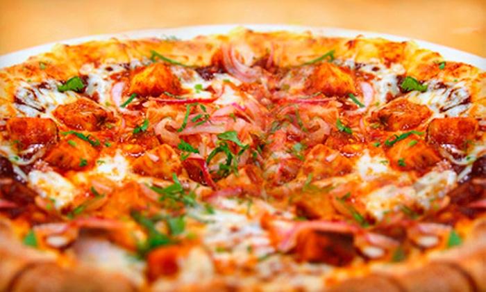 Crash Landing Pizza - Phinney Ridge: $5 for $10 Worth of Pizza at Crash Landing Pizza