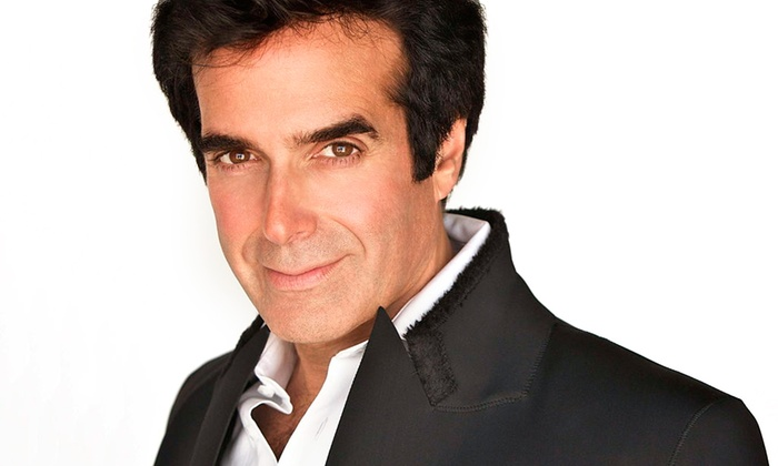 David Copperfield via Fanxchange - David Copperfield Theater at MGM Grand: Ticket Resale Marketplace: David Copperfield