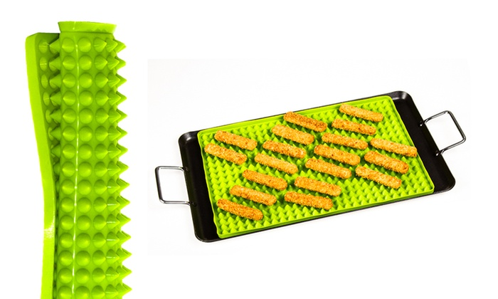 Healthy Silicone Cooking Mat Groupon Goods