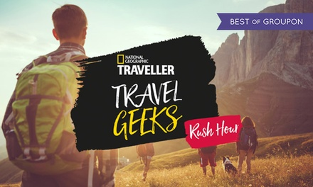 National Geographic Traveller Magazine (UK) Travel Geek Events