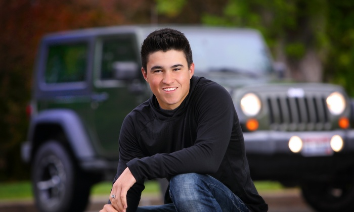 Hollenbaugh Photography - Boise: $39 for High School Senior Picture with 1 Outfit & 1 Location at Hollenbaugh Photography ($197.20 Value)