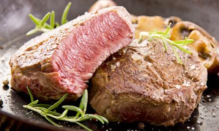 1 oder 2 kg Rumpsteak für bis zu 5 oder 10 Personen im Restaurant Müllerin (bis zu 67% sparen*)