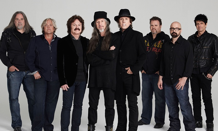 The Doobie Brothers - College Street Music Hall: The Doobie Brothers on September 17 at 7:30 p.m.