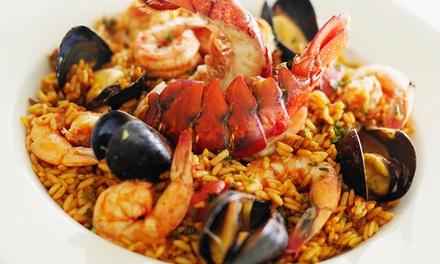 Cocina gallega para dos personas con entrante, principal, café o postre y botella de vino por 34,90 €