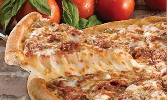 Papa John's - Wixom: $10 for $20 Worth of Pizza at Papa John's