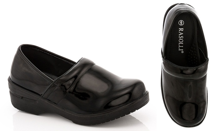 Rasolli Dannis Women's Comfort Clogs (Size 6)
