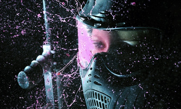 Chicagoland Paintball - Glenwood: Indoor-Paintball Outing with Gear and Ammo for One, Two, or Four at Chicagoland Paintball in Glenwood (Up to 60% Off)