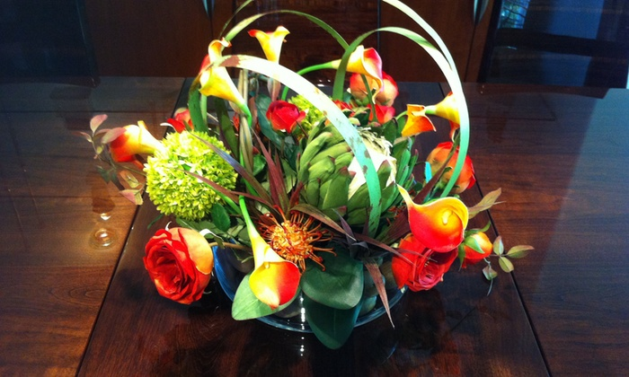 Blossoms by Stroud Florist - Jamestown: Up to 50% Off Flower Arrangements  at Blossoms by Stroud Florist