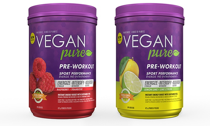 Vegan preworkout