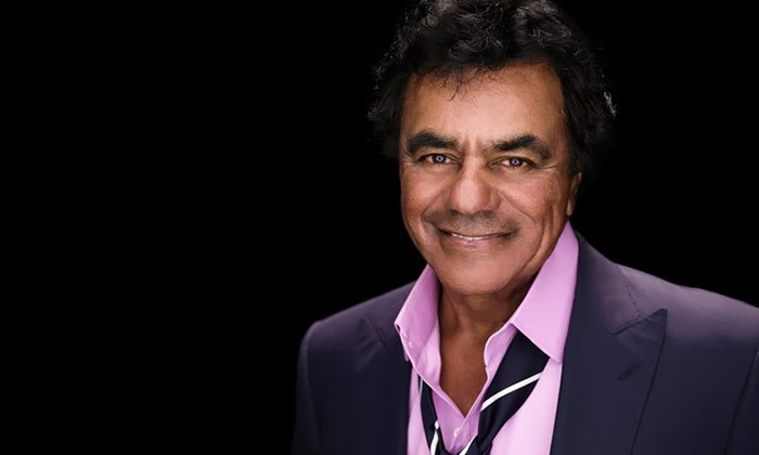 Johnny Mathis - Riverside Theater: Johnny Mathis at The Riverside Theater on May 28 at 7:30 p.m. (Up to 44% Off)