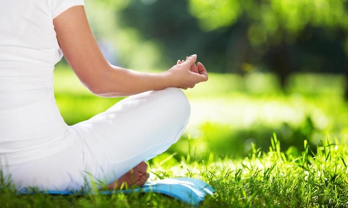 Hidden Acres Yoga - North Granby: Three Yoga Classes at Hidden Acres Yoga (44% Off)