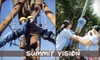 Summit Vision - Blendon: $17 for a Four-Hour Ropes-Course Session at Summit Vision in Westerville ($35 Value)