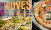 Olives Gourmet Grocer - Multiple Locations: $5 for $10 Worth of Gourmet Deli Fare and Groceries at Olives Gourmet Grocer in Long Beach